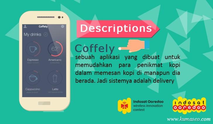 Coffely Applikasi Order Kopi Spesial, www.kumaseo.com