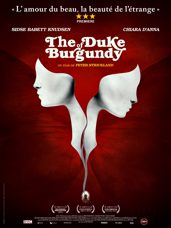 Póster: The Duke of Burgundy