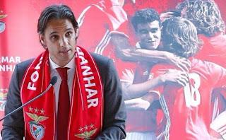 Benfica formação Nuno Gomes