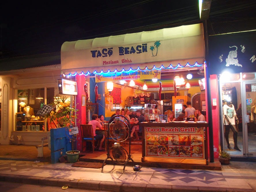 Taco Beach Mexican Food Bali
