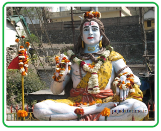 2017 Maha Shivaratri Date Time for India