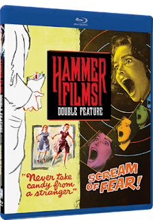 Hammer Films Double Feature: Never Take Candy from a Stranger & Scream of Fear! Blu-ray Review