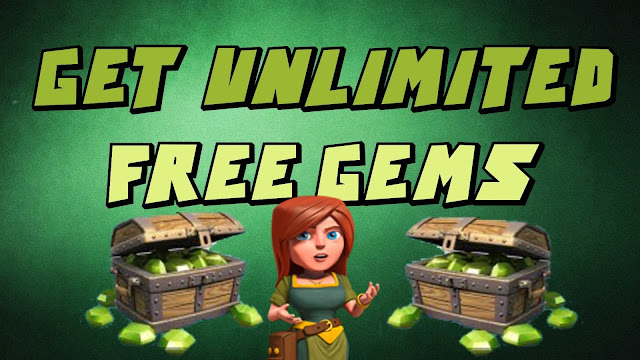 trick to get officially free gems on clash of clans game