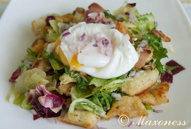 Салат «Лионез». Французская кухня
