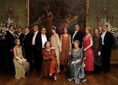 Little Miss Martha: This Month's Binge :: Downton Abbey