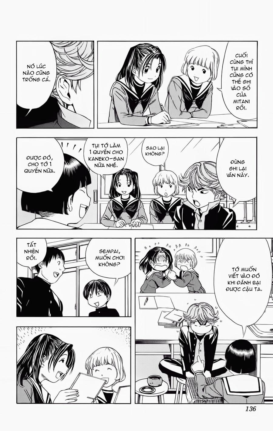 Hikaru No Go hikaru no go chap 57 trang 21