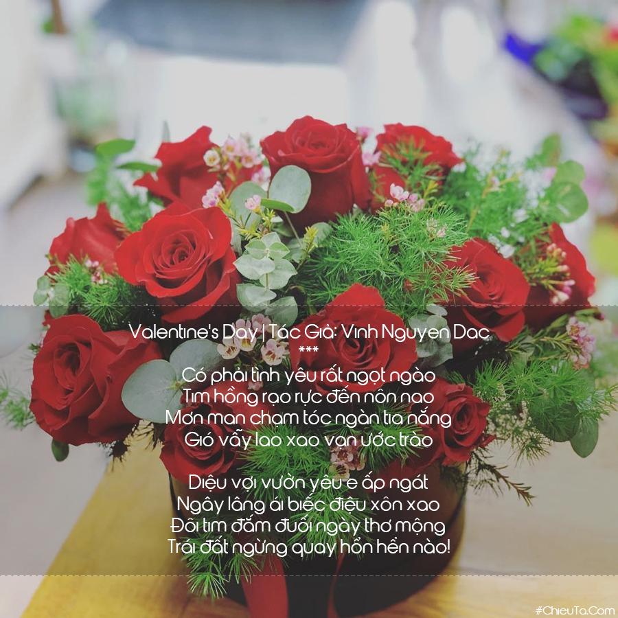 Thơ Tình Valentine & Chùm Thơ Ngày Lễ Tình Nhân 14/2 Buồn & Cô Đơn