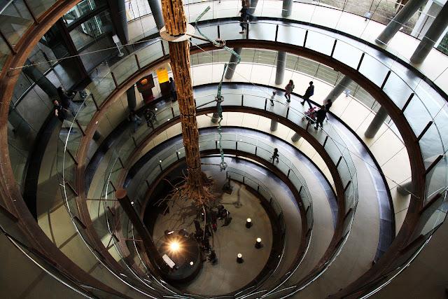 Museu Cosmocaixa em Barcelona