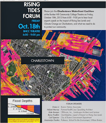 Sea level Forum Charlestown