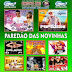 DISCO DE MP3 PAREDÃO DAS NOVINHAS 2017