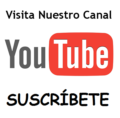 Estamos en YOUTUBE