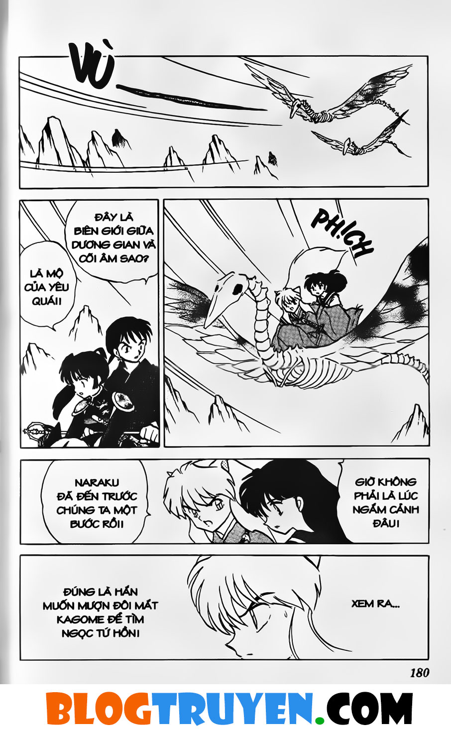 Inuyasha vol 32.10 trang 13