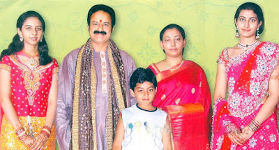 Mokshagna Teja  Family Photos