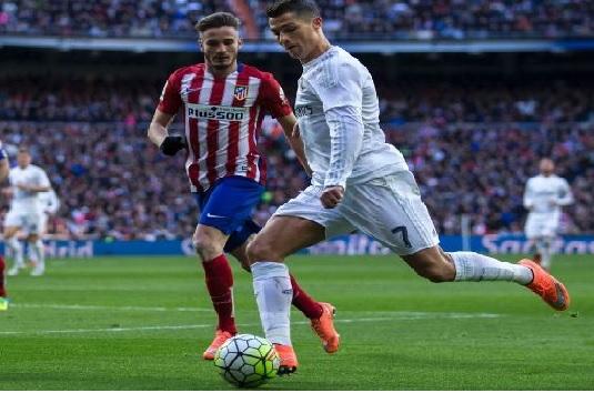 القنوات الناقلة لمباراة ريال مدريد واتلتيكو مدريد مجانا اليوم فى دوري الابطال