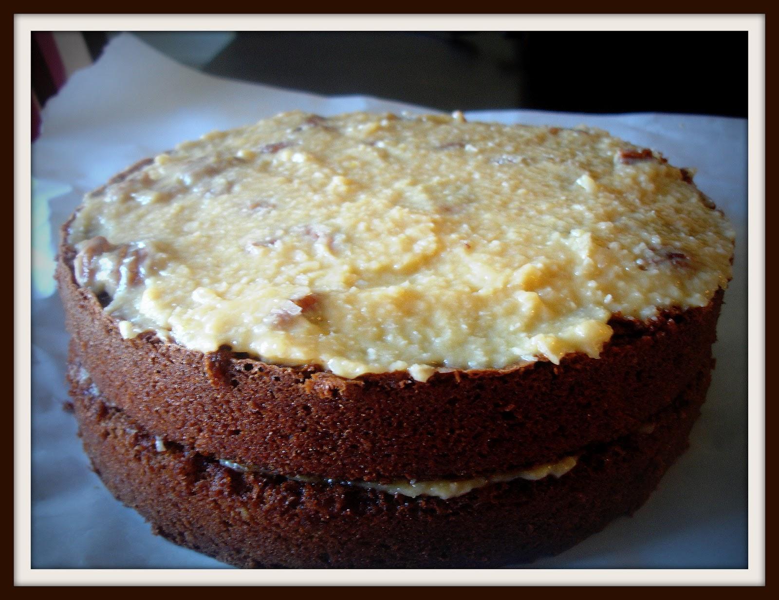 Baker S German Chocolate Cake Recipe