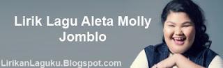 Lirik Lagu Aleta Molly - Jomblo