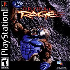 Primal Rage - PS1 - ISOs Download