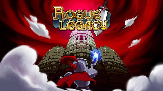 It's your legacy to buy a PC Steam key for Rogue Legacy