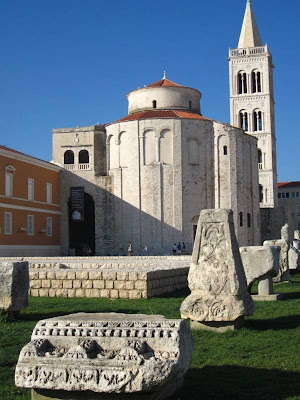 Saint Donat church in Zadar