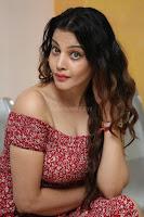 Diksha Panth in a Deep neck Short dress at Maya Mall pre release function ~ Celebrities Exclusive Galleries 007.JPG