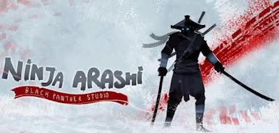 لعبة Ninja Arashi للأندرويد، لعبة Ninja Arashi مدفوعة للأندرويد