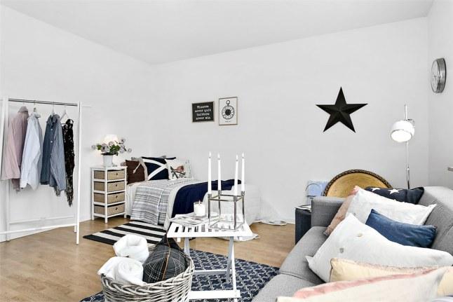 DECO: Ideas para decorar un pequeño piso con aire marinero - El blog ...