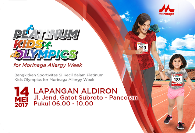 platinum kids olympic morinaga allery week 2017