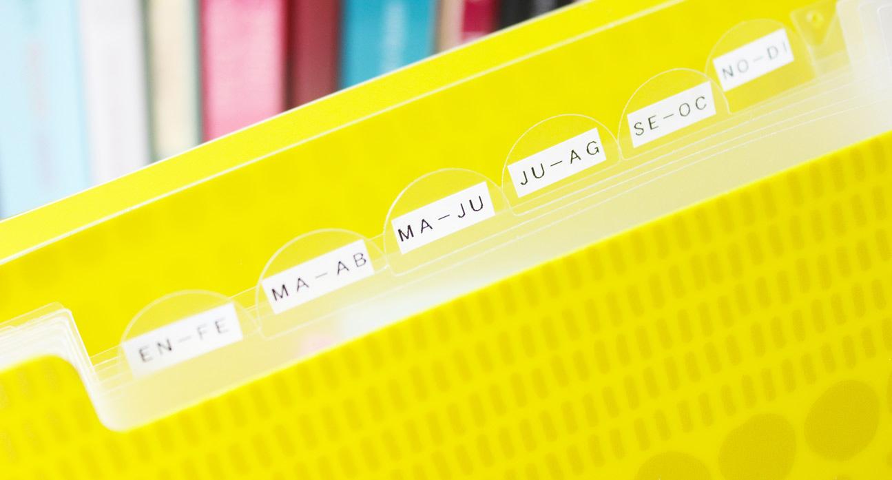 como_organizar_recibos_comprobantes_organize_receipts