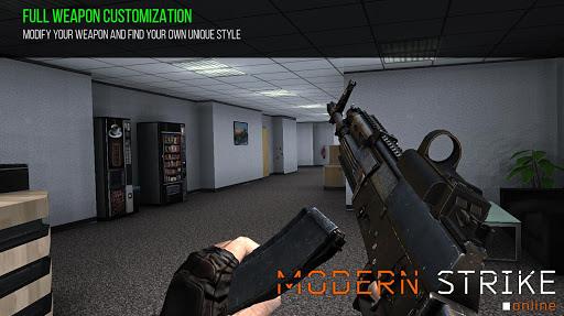Download Modern Strike Online mod apk + obb