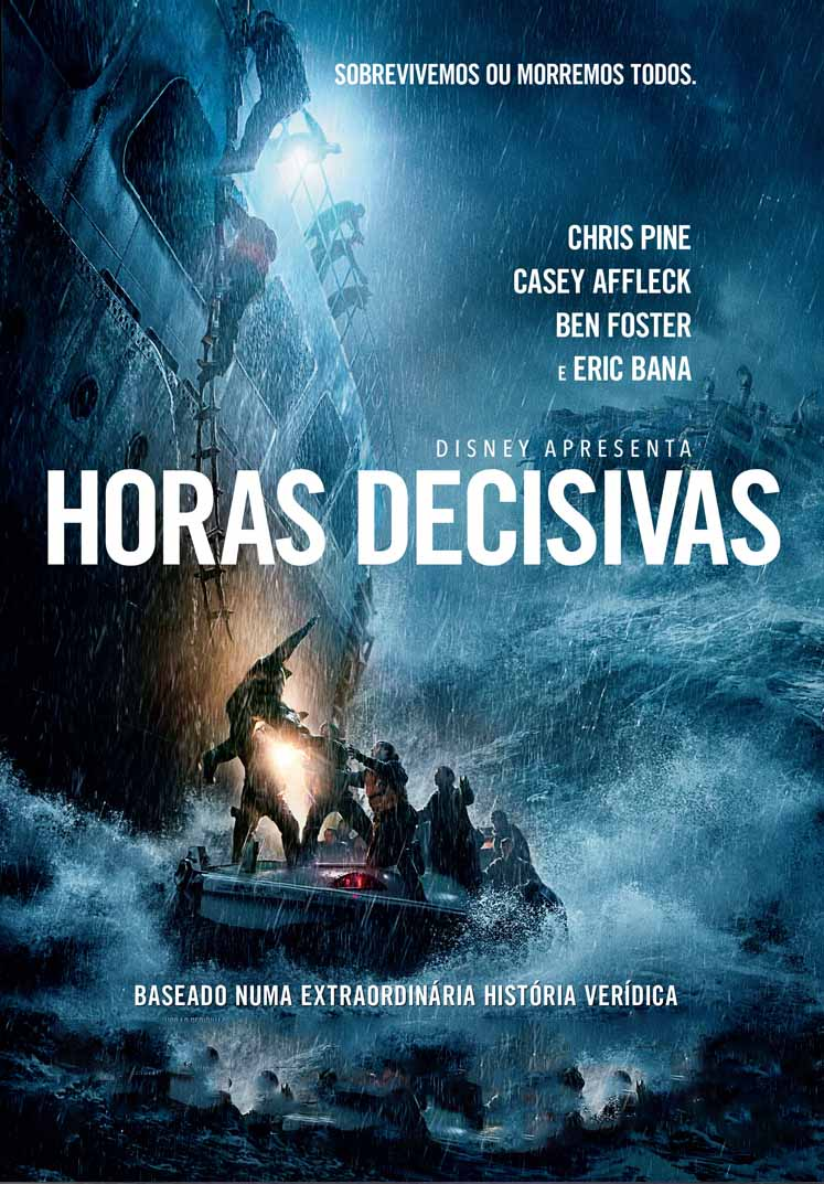 Horas Decisivas Torrent - Blu-ray Rip 720p e 1080p Dual Áudio (2016)