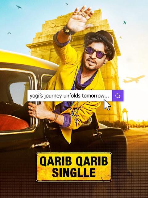 Qarib Qarib Singlle Official Poster