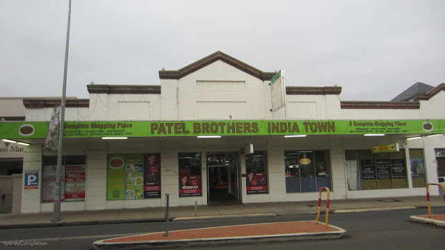 Patel Brothers India Town Supermarket