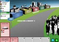 giochi ambientali di gestione energia e rifiuti