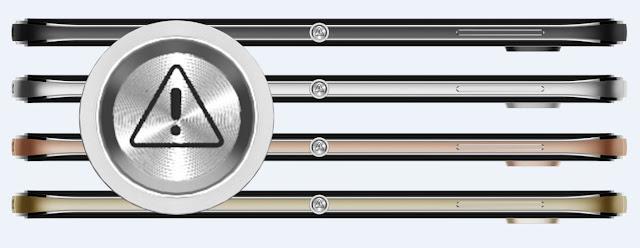 Alcatel Idol 4s Boom Key