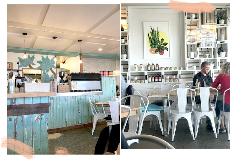 A quick review of The Marine Parade Eatery in Paraparaumu Beach New Zealand. Apple crumble french toast! food