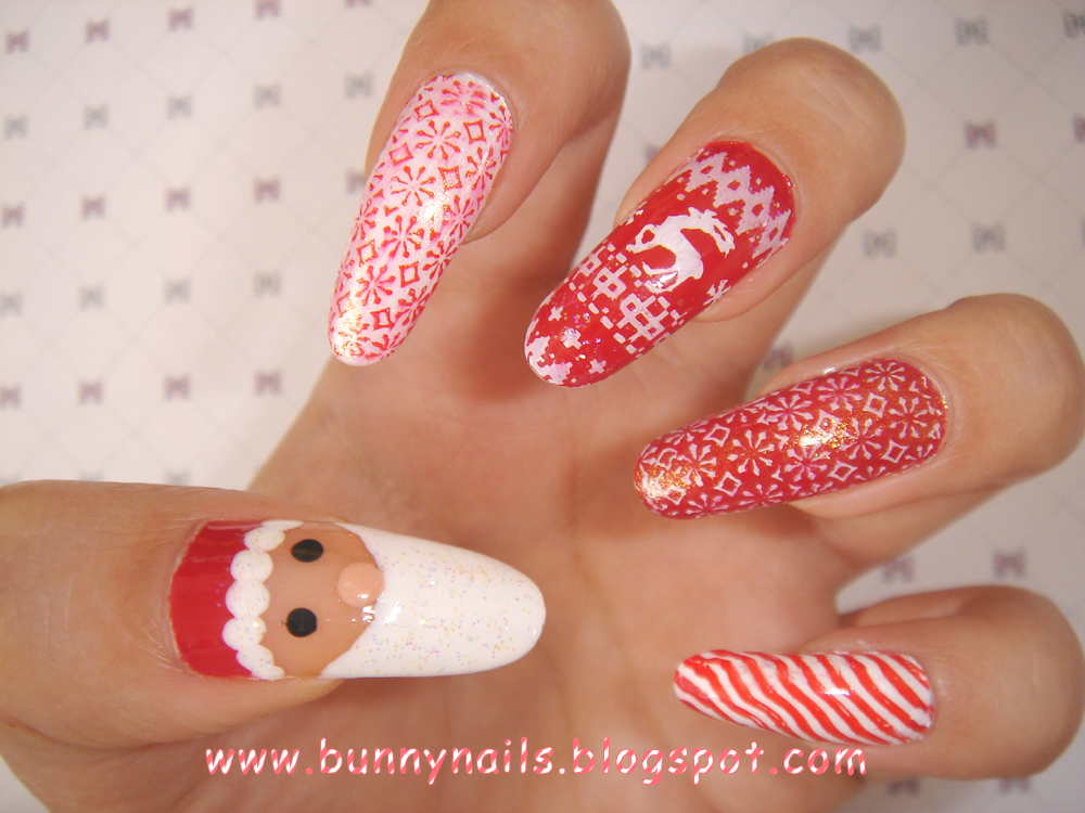 Christmas Nail Designs - Pccala