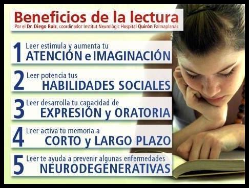 Problema educativo: Los profesores no leen.