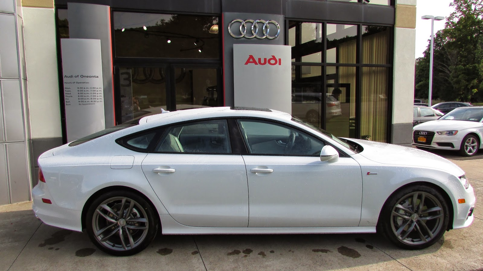 2016 2017 Cars Concept 2015 Audi A7 Changes Price Release Date