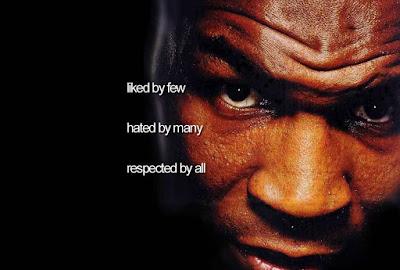Kata Kata Motivasi Mike Tyson