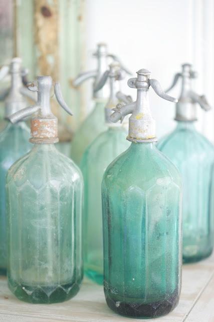 Seltzer bottles