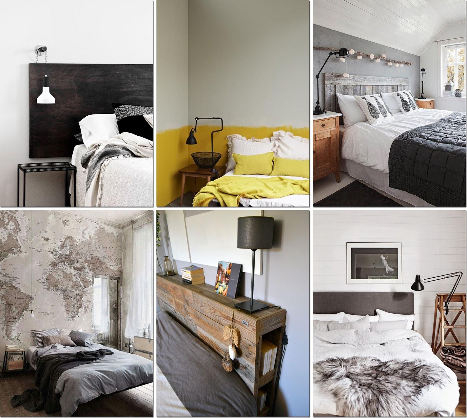 Idee per la testata di un letto - Shabby Chic Interiors