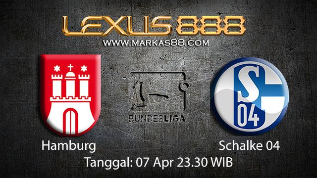 BOLA88 - PREDIKSI TARUHAN BOLA HAMBURG VS SCHALKE 04 7 APRIL 2018 ( GERMAN BUNDESLIGA )