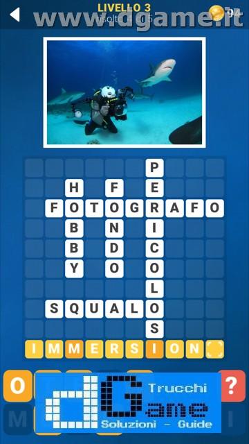 Soluzioni 120 Foto Cruciverba livello 3 schemi 1 - 5 (Cruciverba illustrato) | Parole e foto