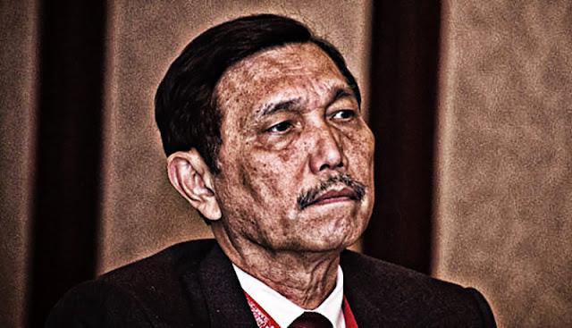 Luhut Buldozer Politik Jokowi, Harus Ada yang Berani Hadapi