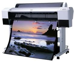 Printer Jenis Plotter DesignJet