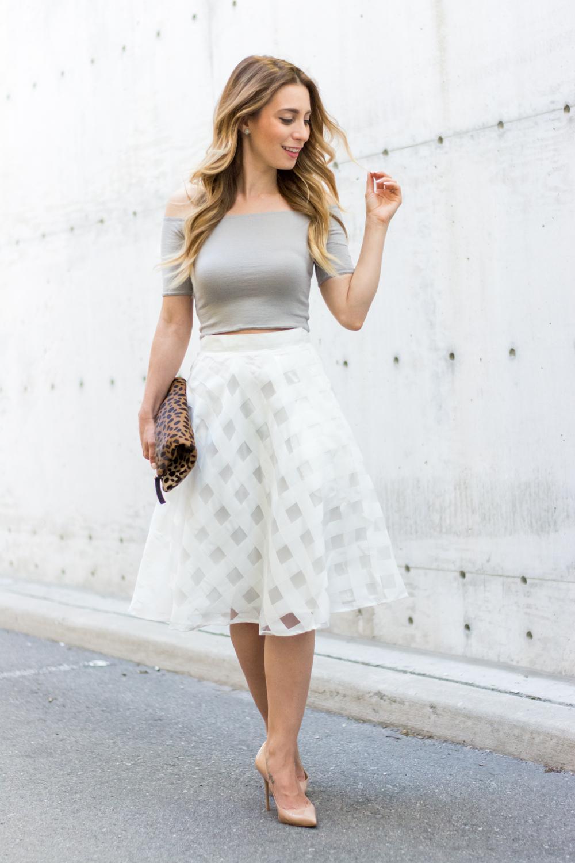 0c638162a79 OOTD - The Bardot Top   La Petite Noob   A Toronto-Based Fashion and ...