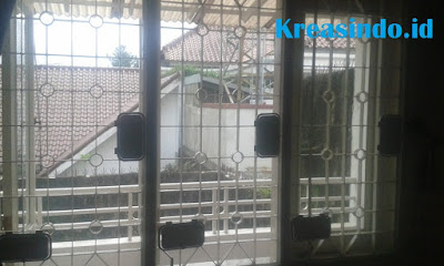 Kawat Nyamuk Magnet pesanan Bpk Dur di Tajur Bogor