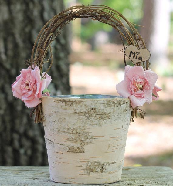 Flower Girl Baskets For Weddings: Honey Buy: Wedding-Flower Girl Baskets