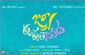 Jyo Achyuthananda New Poster-thumbnail-3