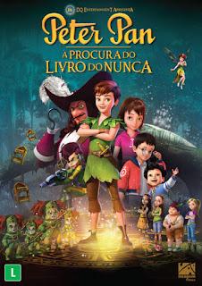 Peter Pan: À Procura do Livro do Nunca - HDRip Dublado